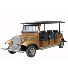 8 Seats Electric Vintage Car for Sale