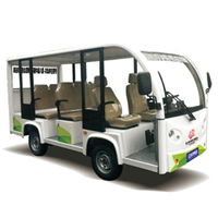 electric 8 seats sight view bus
