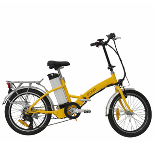 Mini 250W Electric Folding City Bike En15194 Road Bicycle Pedal Vehicle